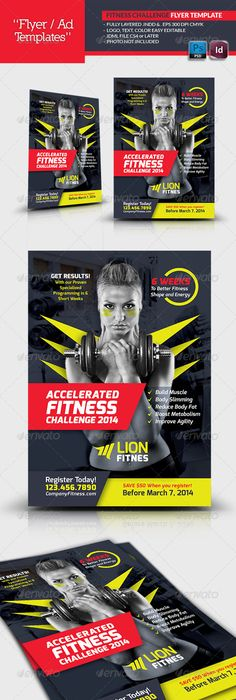 Zumba  Fitness Lessons Flyer  Zumba Fitness Flyer Template And