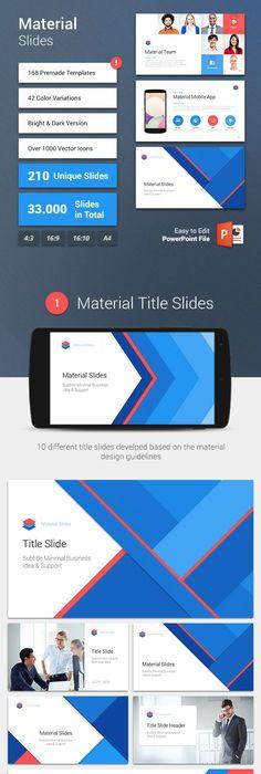 Material presentation templateswelcome to material design powerpoint material powerpoint presentation template toneelgroepblik Choice Image
