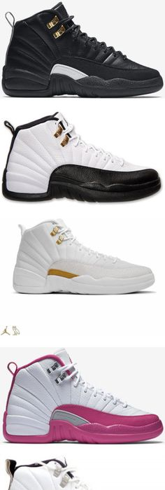 Jordan 12s by shudiamond on Polyvore featuring shoes, sneakers, jordans,  12s, air