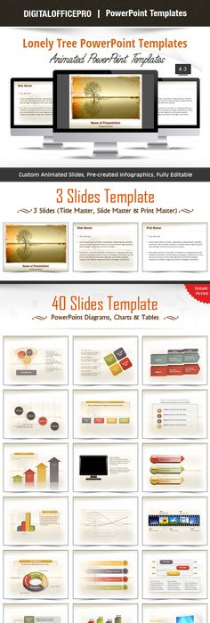 Impress and Engage your audience with Green Leaf PowerPoint Template ...