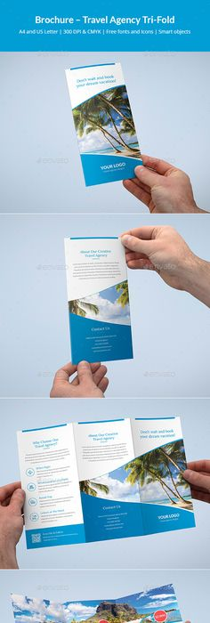 Brochure  Builder TriFold  Tri Fold Brochures And Corporate