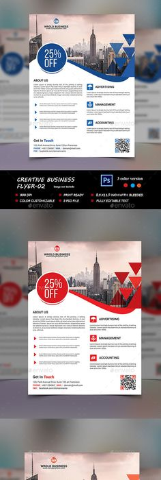 New Perspective Flyer Template Flyer Template Club Parties And