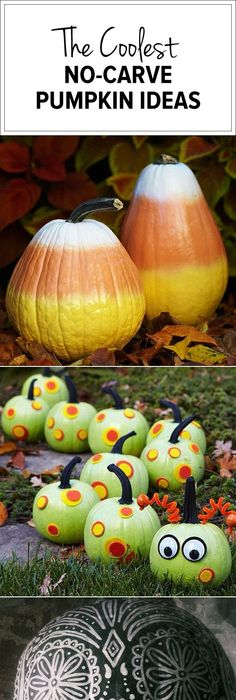 45 DIY Halloween Decorating Ideas Halloween night, Night parties - halloween pumpkin decorations