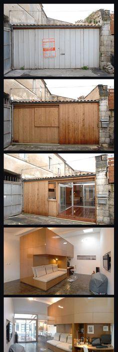 Garage Converted Into Apartmentu2026