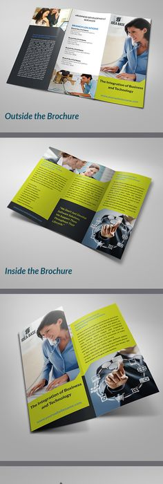 ArabicBrochureDesignIdeas  Corporate Brochure