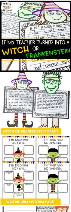 Roll a Silly Spooky Story Spooky stories, Writing games and - halloween writing ideas
