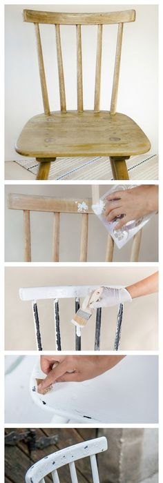 Shabby Stil Möbel diy idee wie ich ein möbelstück im shabby stil streiche sodass