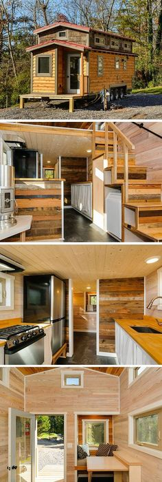 Minim Micro Homes, Starting at $70,000 | Modern tiny house, Tiny ...