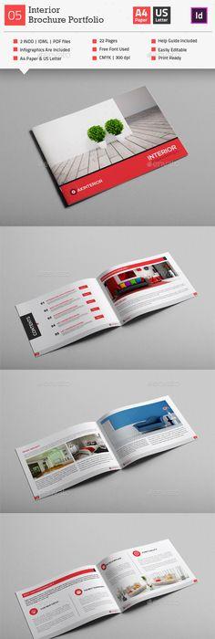24 top brochure templates for designers Brochures, Brochure