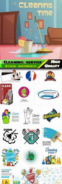 House Cleaning: Cute Pictures Of House Cleaning Logos   Cleaning biz ...