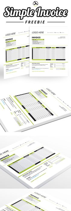 Icon Proposal Template w/ Invoice  Contract Proposal templates - graphic design invoice sample