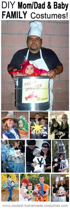 mom and baby halloween costumes Costumes, Baby halloween costumes - mom halloween costume ideas