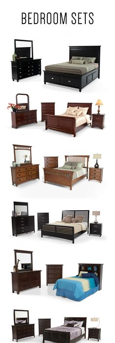 Hillsdale Kingston Bed Price $30900 Hillsdale Beds Pinterest - Bobs Furniture Bedroom Sets
