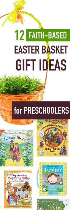 Meaningful easter gifts and activities for kids christian easter 32 cute christian easter gifts for toddlers negle Images