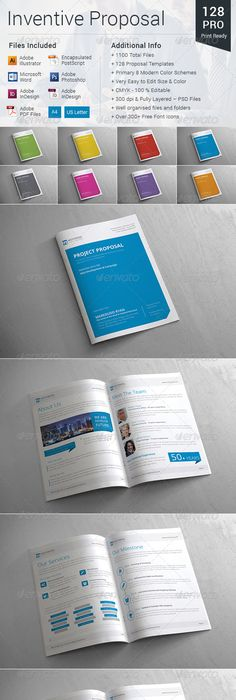 Morsian Clean Business Proposal Template Proposal Templates