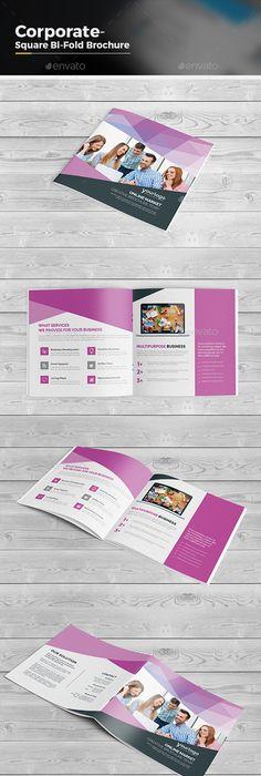 Design Brochure Tri-fold Brochures, Tri fold and Tri fold brochure