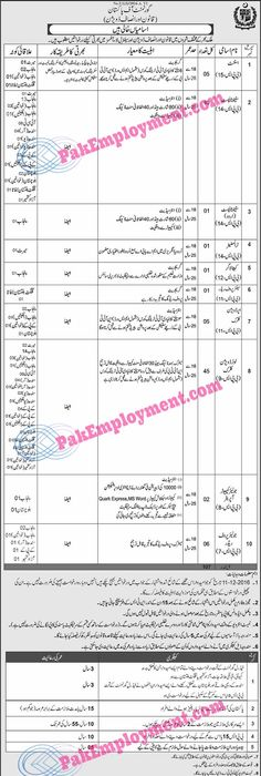 Jobs in (MES) Military Engineer Services Pakistan To Download - new noc letter format for dubai visa from parents
