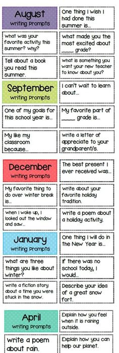 June Calendar Writing Prompts : Free printable march writing prompts calendar perfect for