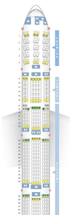 Boeing 777-300er templates views blueprint pesawat Pinterest - new blueprint company saudi arabia