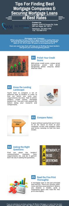 Mortgage Loan Facts \u2013 The Voice Of An Underwriter Mortgage Loan