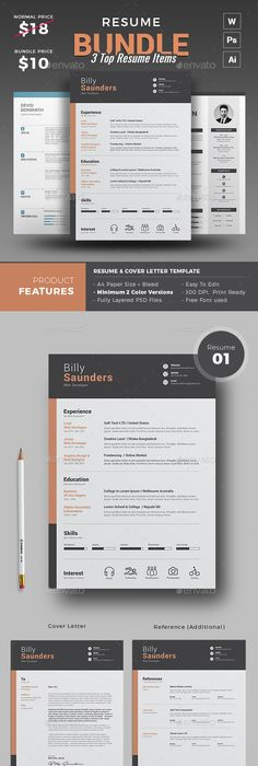 Resume Cv  Resume Cv Ai Illustrator And Cv Template