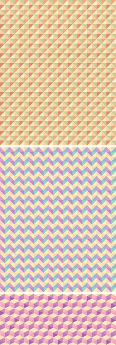 50 Free Tessellated Designs 50th, Fonts and Graphics