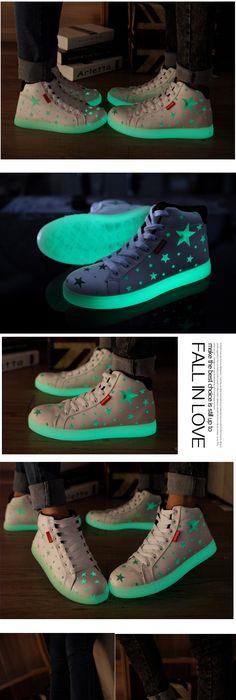 Harajuku Star lovers Luminous sneakers - Thumbnail 4