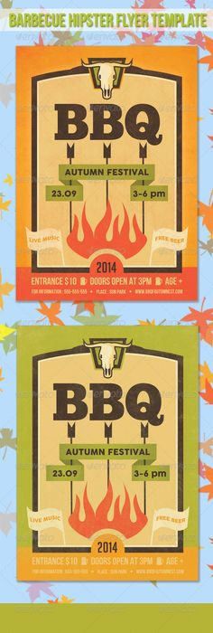 Pig Roast Flyer Templates Flyer Template Pig Roast And Template