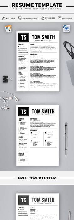 Free Psd Creative And Elegant Resume Template Psd Resumetemplate