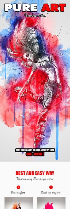 Scribble photoshop action photoshop action and photo action pure art photoshop action download here httpsgraphicriver malvernweather Image collections