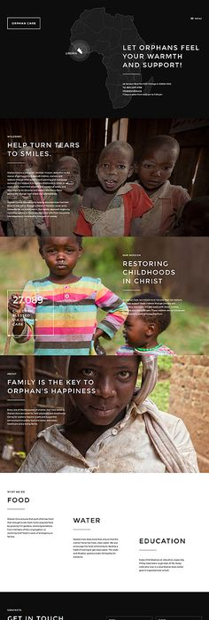 BeingHuman - Non Profit, NGO and Charity HTML Template Template