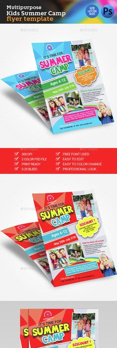 Childcare Nursery Flyer  Childcare Flyer Template And Nursery