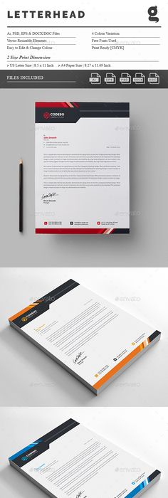 Letterhead psd template landscape company download https corporate letterhead stationery print templates download here https spiritdancerdesigns Images