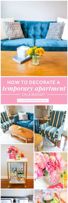 Furnish a Temporary Apartment on a Budget with CORT Furniture Rental ...