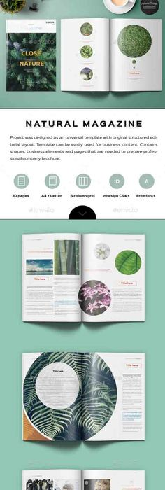 Simple Magazine | Layouts, Magazines and Editorial