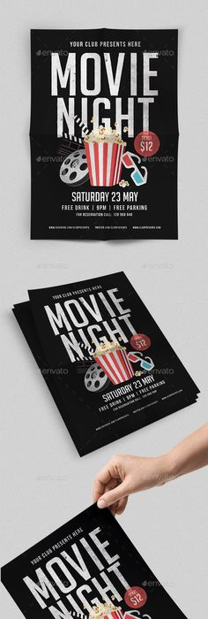 Download Graphicriver Cyber Monday Flyer  Free  Download