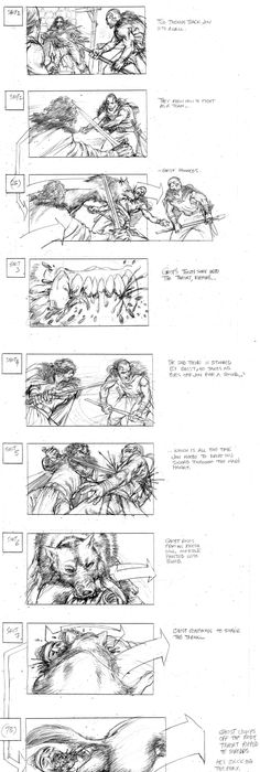 Pin By Frank Griffen On Story Boards    Storyboard
