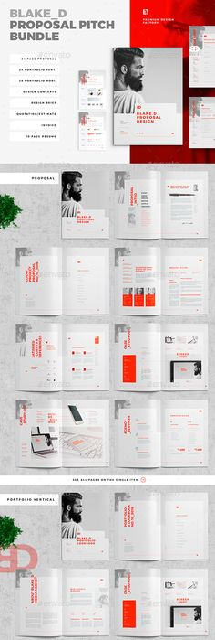 Proposal Minimal And Professional Project Proposal Template For