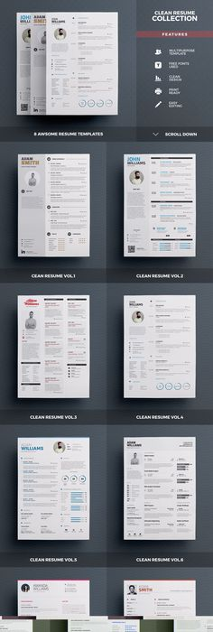 Download  Free Creative Resume  Cv Templates  Xdesigns