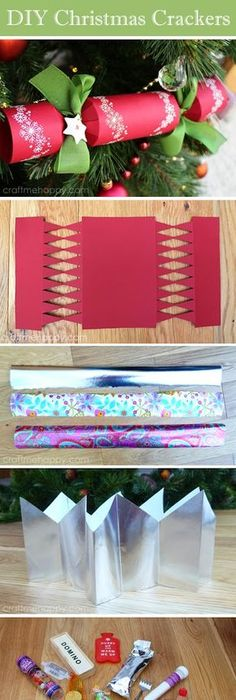 Cracker template min httpcraftstutsplustutorialshow to print out this free template to make a large christmas cracker also includes printable jokes solutioingenieria Image collections