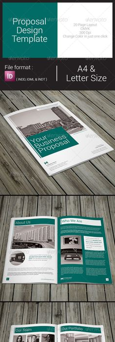 South Block Business Proposal Business Proposal Proposals And