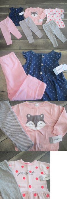 Mixed Items And Lots 147220 Lot Baby Girl New Clothes Size Nb To 12