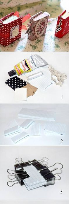 18 super cool summer crafts for kids to make summer art projects diy mini notebook pendant diy pendant easy crafts diy ideas diy crafts do it yourself easy diy diy tips diy images do it yourself images easy diy craft solutioingenieria Choice Image