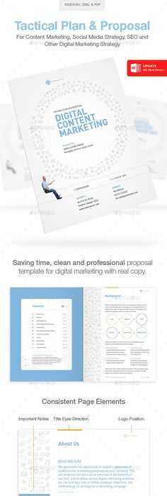 Social Media Proposal Template - Proposals & Invoices Stationery ...