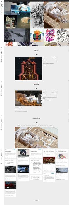 Maav Creative WP Theme WordPress Portfolio Themes - Wordpress portfolio template