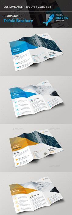 Fashion Shoes Bi Fold Brochure Ai Illustrator Brochure Template