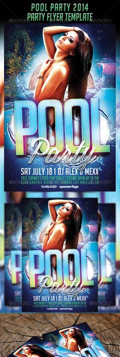 College Party Flyer Template  College Parties Flyer Template And