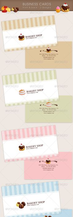 Bakery Advertisement Template  Google Search  Bakery