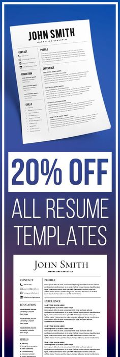 Job-Winning Resume Templates #resume #builder #templates CV