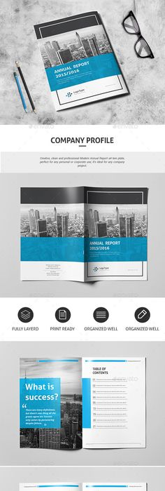 Architecture Brochure Template Business Brochure Modern - architecture brochure template